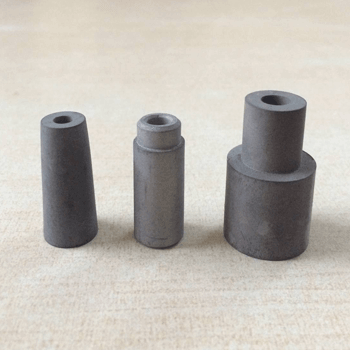 Tungsten Carbide Atomizer Nozzles in Step & Tapper