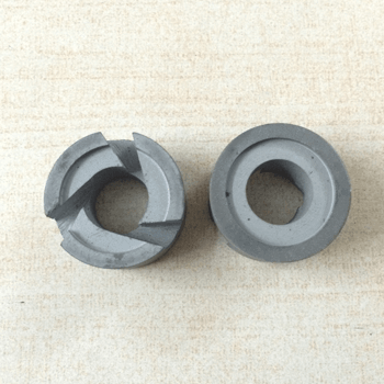 Tungsten Carbide 3 Way Swirl Chamber - Front & Back