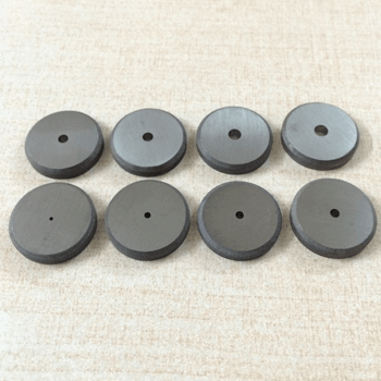Tungsten Carbide Orifice in various hole sizes