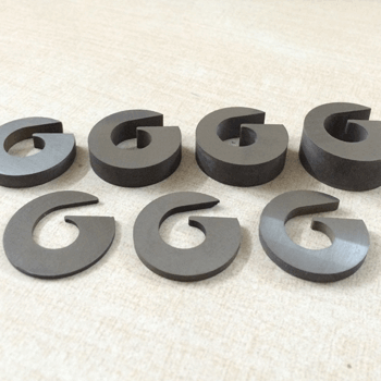 Tungsten Carbide Swirl Chambers in various thickness